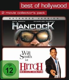 HITCH - DER DATE DOKTOR/HANCOCK  [2 BRS]