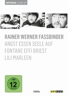 RAINER WERNER FASSBINDER - ARTHAUS ...  [3 DVDS] - Rainer Werner Fassbinder