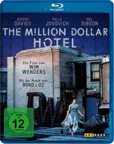 THE MILLION DOLLAR HOTEL - Wim Wenders