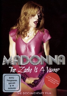 MADONNA - THE LADY IS A VAMP