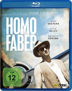 HOMO FABER - Volker Schlöndorff, Max (Buch) Frisch