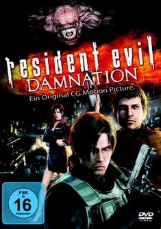 RESIDENT EVIL: DAMNATION - Makoto Kamiya