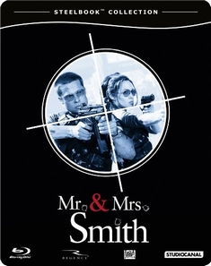 MR. & MRS. SMITH - STEELBOOK COLLECTION - Doug Liman