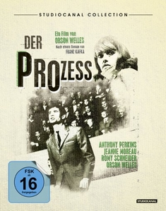 DER PROZESS - STUDIOCANAL COLLECTION - Orson Welles