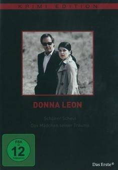 DONNA LEON: SCHÖNER SCHEIN/DAS MÄDCHEN SEINER... - Sigi Rothemund