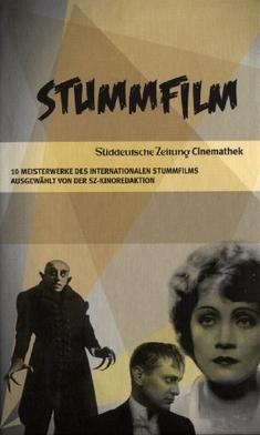 CINEMATHEK STUMMFILM  [10 DVDS]