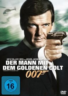 JAMES BOND - DER MANN MIT DEM GOLDENEN COLT - Guy Hamilton