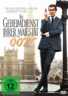 JAMES BOND - IM GEHEIMDIENST IHRER MAJESTÄT - Peter R. Hunt