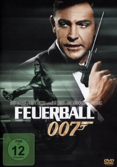 JAMES BOND - FEUERBALL - Terence Young