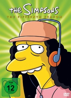 DIE SIMPSONS - SEASON 15  [4 DVDS]