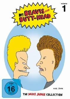 BEAVIS & BUTTHEAD VOL. 1  [3 DVDS] - Mike Judge