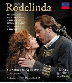 RENEE FLEMING - RODELINDA - Matthew Diamond