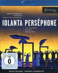 TCHAIKOWSKY - IOLANTA/STRAVINSKY - PERSEPHONE - Teodor Currentzis, Peter Sellars
