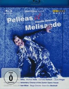 CLAUDE DEBUSSY - PELLEAS ET MELISANDE - Felix Breisach