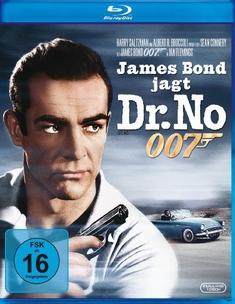 JAMES BOND - JAGT DR. NO - Terence Young