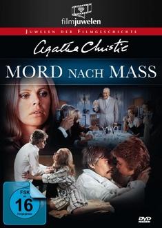 AGATHA CHRISTIE - MORD NACH MASS - FILMJUWELEN - Sidney Gilliat