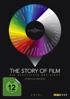 THE STORY OF FILM  [5 DVDS] - Mark Cousins
