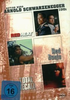 ARNOLD SCHWARZENEGGER  [3 DVDS]