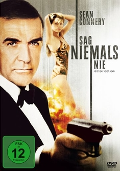 JAMES BOND - SAG NIEMALS NIE - Irvin Kershner