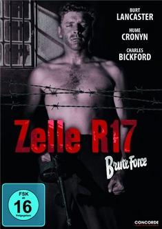 ZELLE R 17 - BRUTE FORCE - Jules Dassin