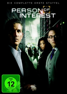 PERSON OF INTEREST - STAFFEL 1  [6 DVDS]