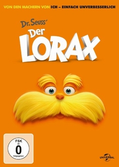 DER LORAX  [LE] - Chris Renaud, Kyle Balda