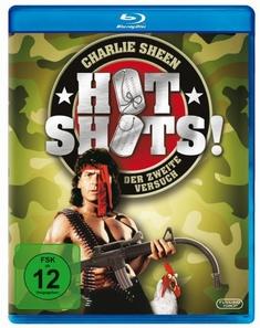 HOT SHOTS 2 - DER ZWEITE VERSUCH - Jim Abrahams