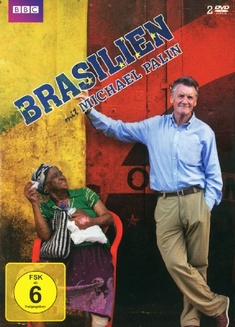 MICHAEL PALIN - BRASILIEN  [2 DVDS] - Francis Hanly, John Paul Davidson