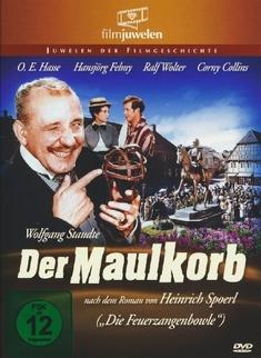 DER MAULKORB - FILMJUWELEN - Wolfgang Staudte, Heinrich Spoerl