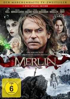 MERLIN  [SE] [2 DVDS] - Steve Barron