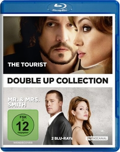 THE TOURIST/MR. & MRS. SMITH - DOUBL..  [2 BRS]