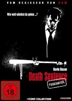 DEATH SENTENCE - TODESURTEIL - James Wan
