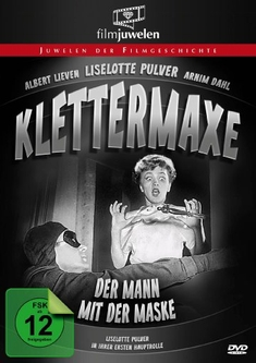 KLETTERMAXE - DER MANN MIT DER MASKE/FILMJUWELEN - Kurt Hoffmann