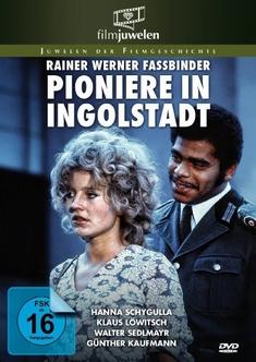 PIONIERE IN INGOLSTADT - FILMJUWELEN - Rainer Werner Fassbinder