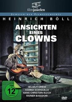 ANSICHTEN EINES CLOWNS - FILMJUWELEN - Vojtech Jasny, Maximilian Schell