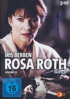 ROSA ROTH - BOX 3  [3 DVDS] - Carlo Rola
