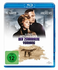 DER ZERRISSENE VORHANG - Alfred Hitchcock