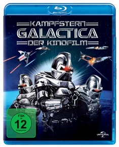 KAMPFSTERN GALACTICA - DER KINOFILM - Richard A. Colla
