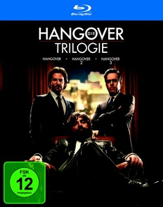 HANGOVER TRILOGIE  [3 BRS] - Todd Phillips
