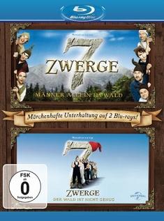 7 ZWERGE - MÄNNER.../DER WALD...  [2 BRS] - Sven jr. Unterwaldt