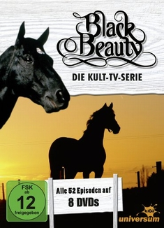 BLACK BEAUTY - KOMPLETTBOX  [8 DVDS] - Charles Crichton, Peter Duffell