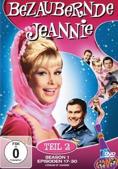 BEZAUBERNDE JEANNIE - SEASON 1/VOL. 2  [2 DVDS]