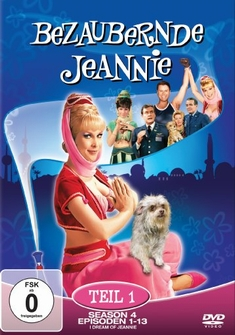 BEZAUBERNDE JEANNIE - SEASON 4/VOL. 1  [2 DVDS]