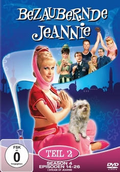 BEZAUBERNDE JEANNIE - SEASON 4/VOL. 2  [2 DVDS]