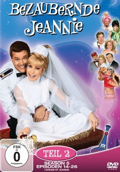 BEZAUBERNDE JEANNIE - SEASON 5/VOL. 2  [2 DVDS]