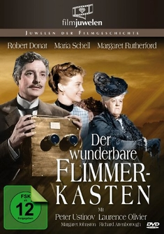 DER WUNDERBARE FLIMMERKASTEN - DIE ERFINDUNG... - John Boulting
