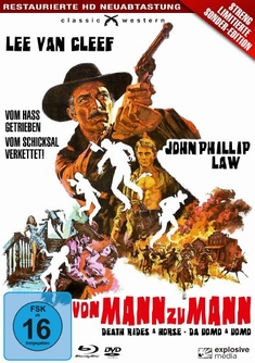VON MANN ZU MANN  (+ 2 DVDS) - Guilio Petroni