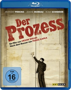 DER PROZESS - Orson Welles