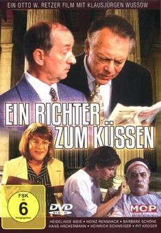 EIN RICHTER ZUM KÜSSEN - Otto W. Retzer