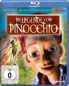 DIE LEGENDE VON PINOCCHIO - Steve Barron
